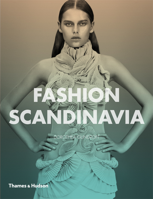 SCANDINAVIAN DESIGN Fashion Scandinavia book cover