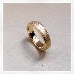 Mens Wedding Ring Commission