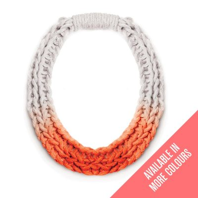 Chunky Jewellery Saloukee Purls Necklace