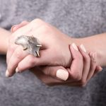 Handmade Limited Edition Jewellery Handcrafted Ring Ela Rock by Saloukee Lifestyle