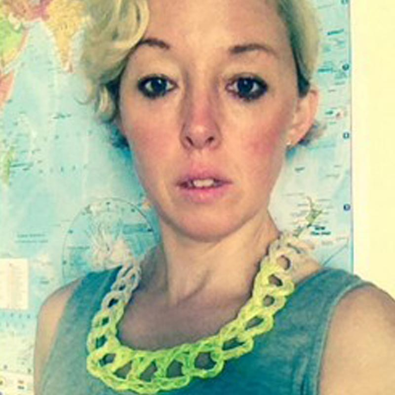 Jewellery Review Saloukee Loops Necklace