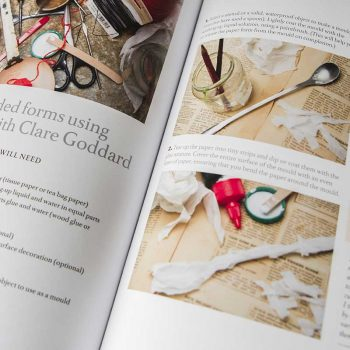 Paper Jewellery Book By Sarah Kelly