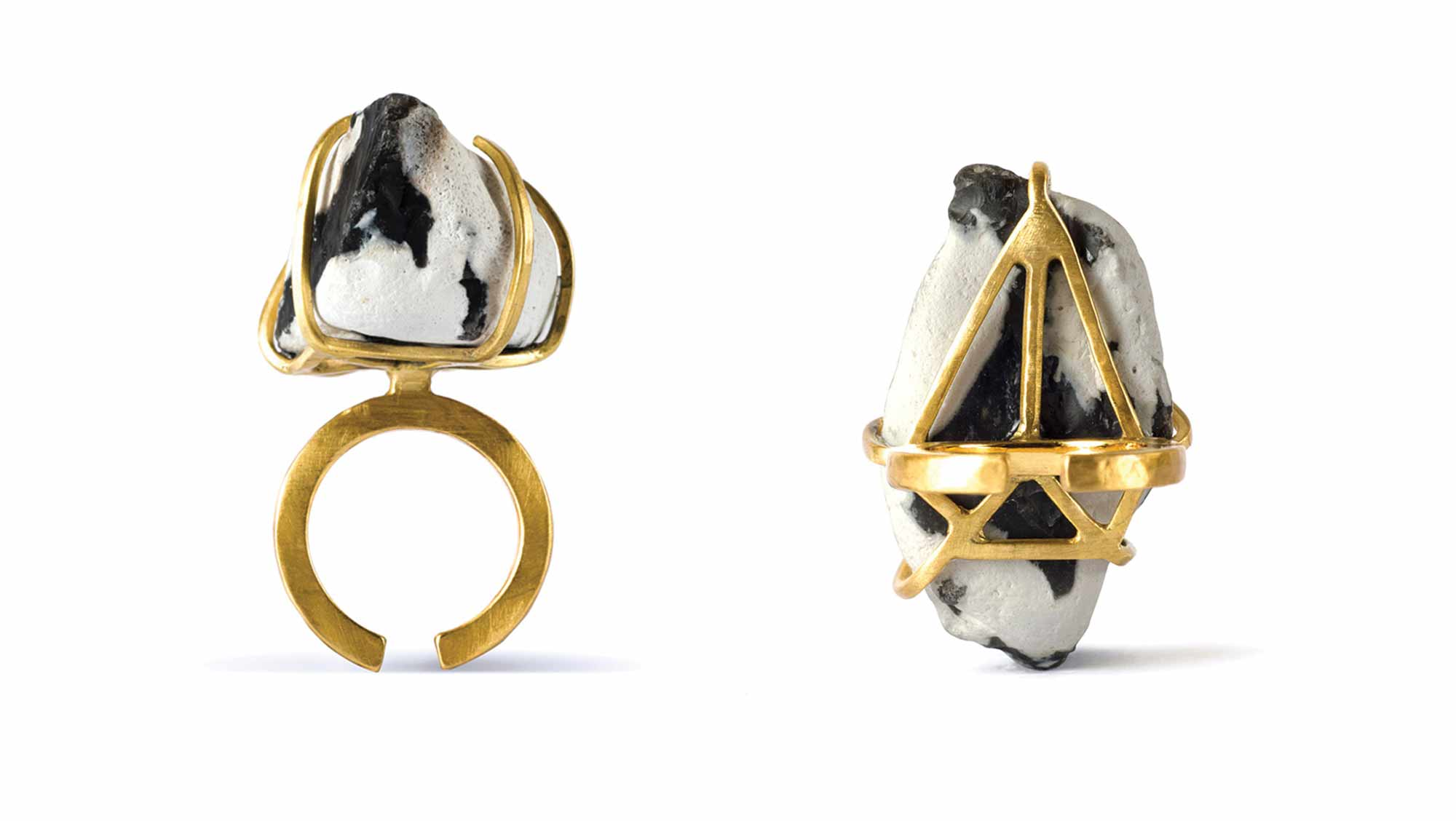 Jewelry Designers You Need To Know Saloukee Ring