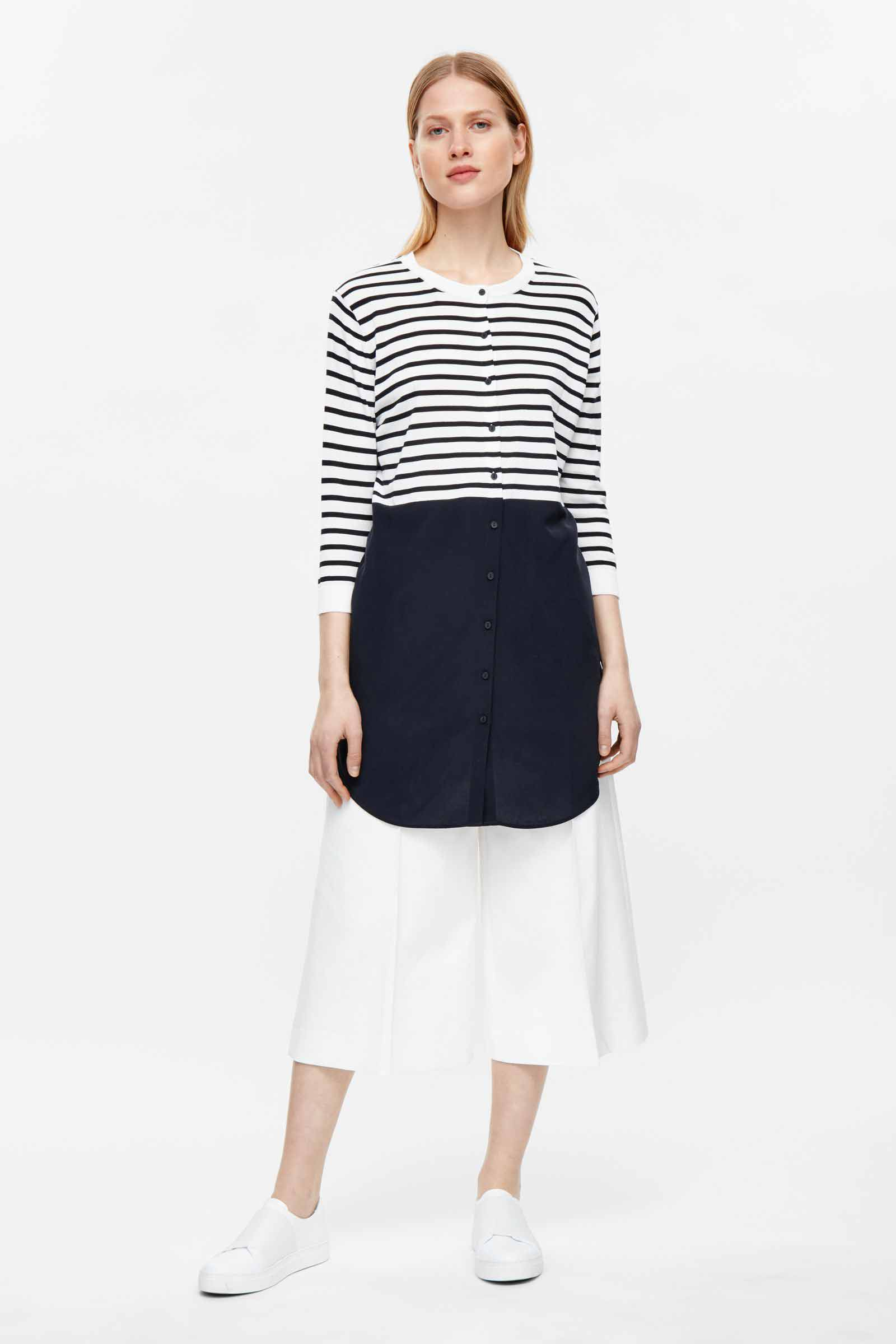 Nautical Trend New Perspective Cos Refined Stripes