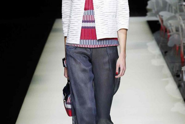 Nautical Trend New Perspective Giorgio Armani Immaculate Layers
