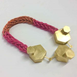 Jewellery Collaboration Saloukee Superfrilly Necklace