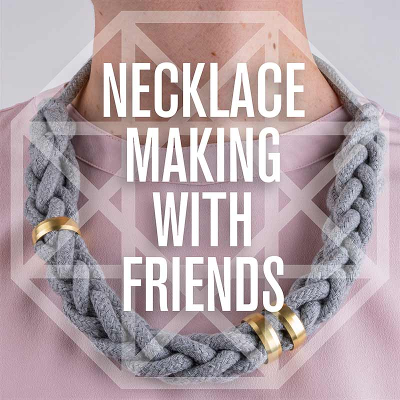Make Your Own Statement Necklace Kit With Friends