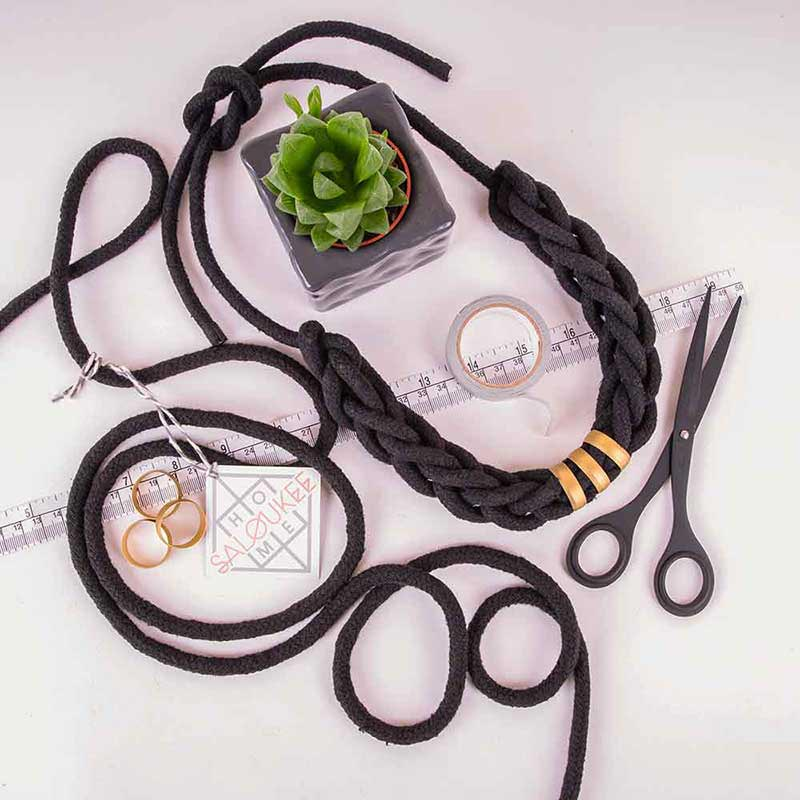DIY Necklace Making Kit What's Inside