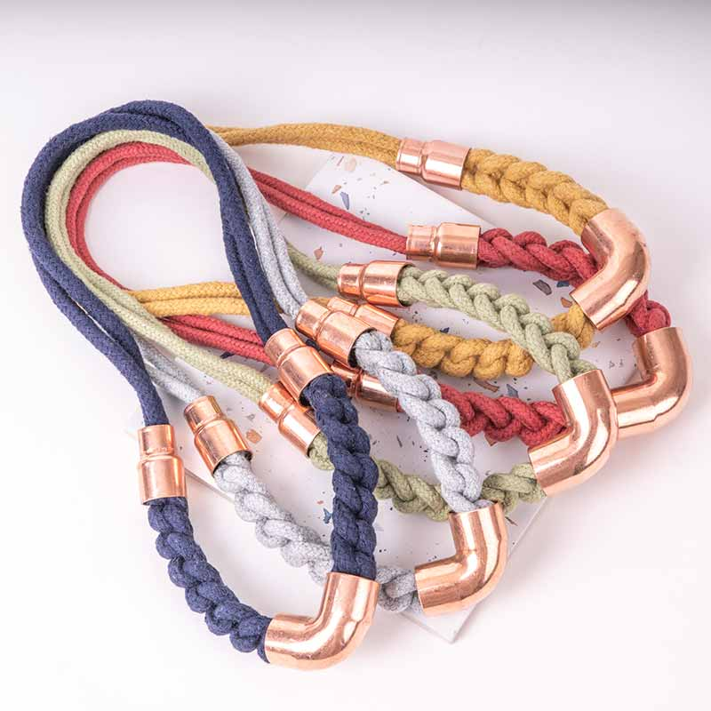 Woven Necklaces Statement